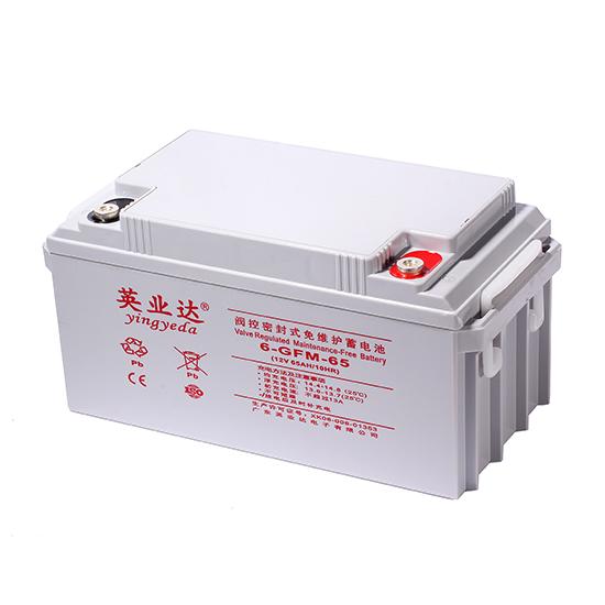 英业达蓄电池6-GFM-65